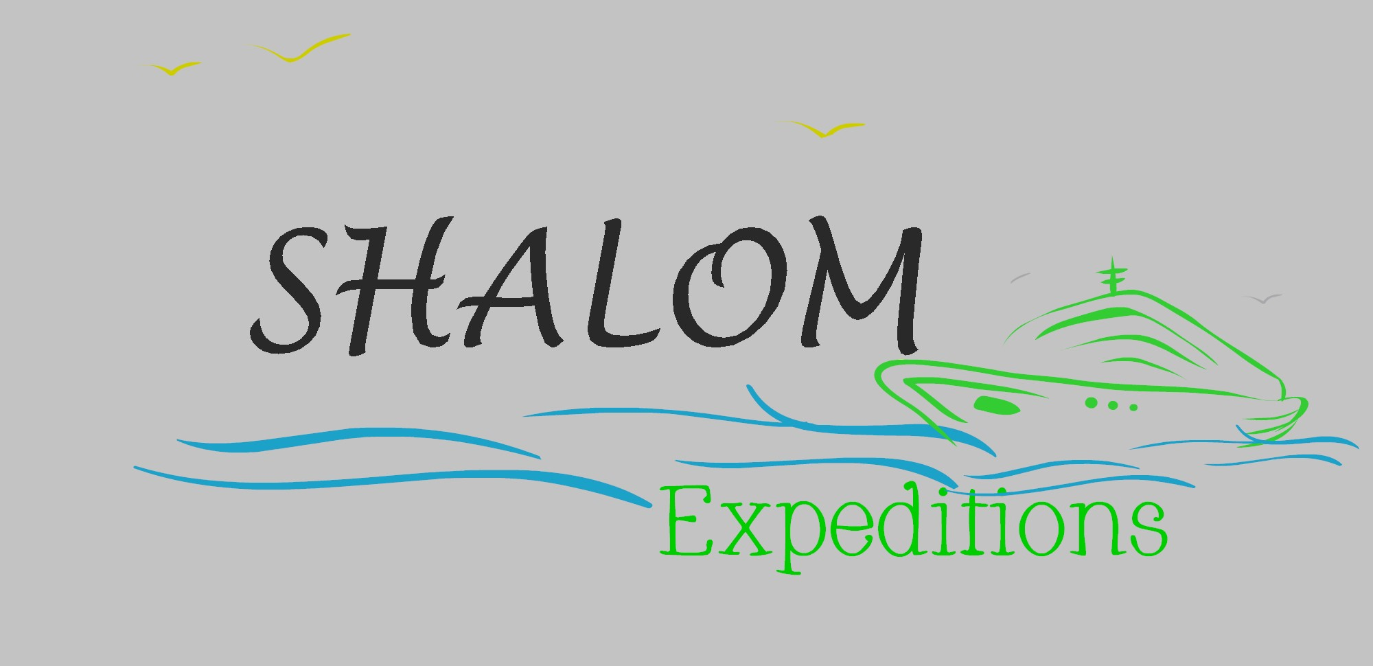 Shalom Expeditions Logo
